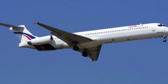 Kaptan pilot uçuş sırasında öldü