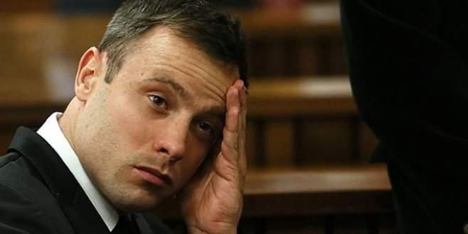 Kız arkadaşını öldüren Pistorius'a ret