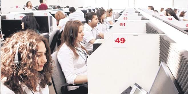 Çağrı merkezi sektörü 3.6 milyar TL büyüklüğe ulaştı