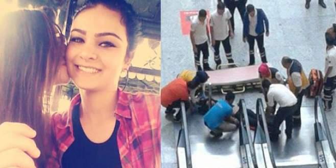 Alışveriş merkezinde şok olay! 15 yaşındaki kız…