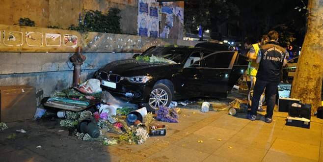 'Çiçekçi Mehmet'i ezen zanlı tutuklandı