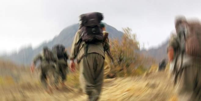 PKK'lıların sırt çantasından bakın ne çıktı