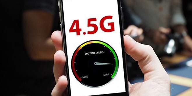 '4,5G ile akıllı ülke olacağız'