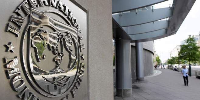 IMF büyüme beklentisini düşürdü
