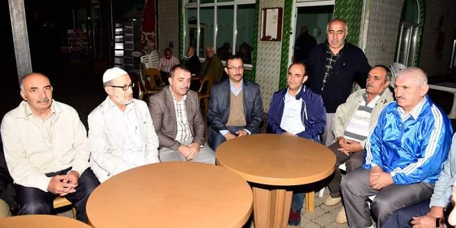 AK Parti Yıldırım seçim mesaisine başladı