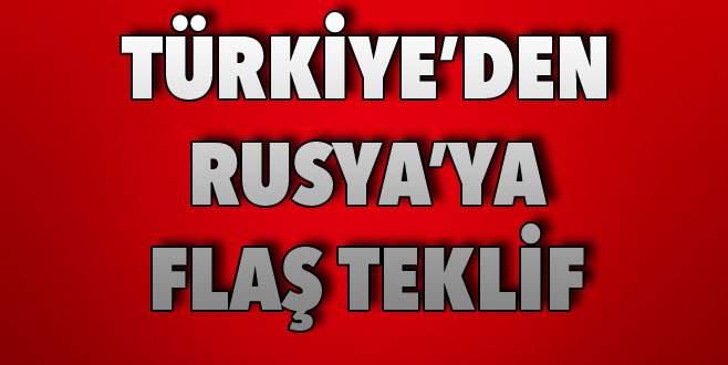 Türkiye'den Rusya'ya 'çalışma grubu' teklifi