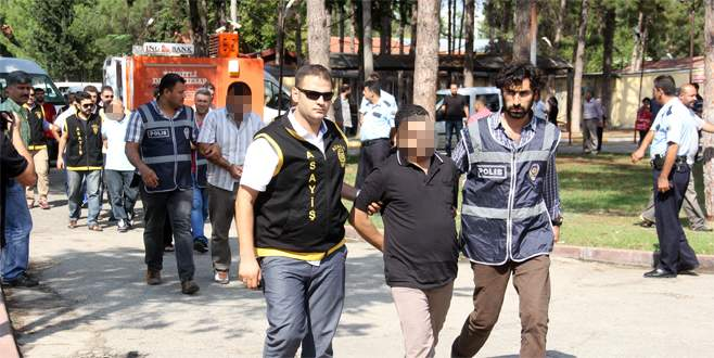 Hayali arazi cinayetine 5 tutuklama
