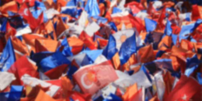 Bayrakçılarda '1 Kasım' mesaisi