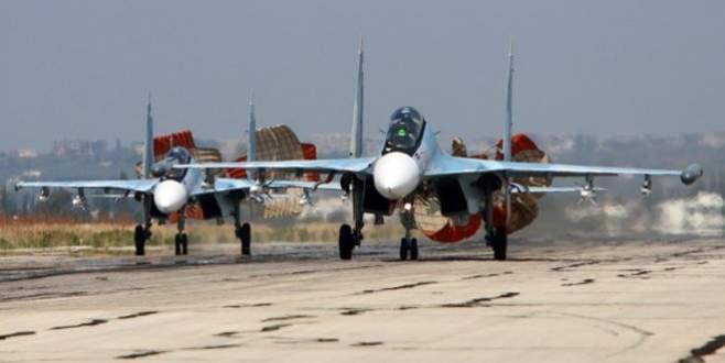 Rusya yeni hava saldırıları düzenledi