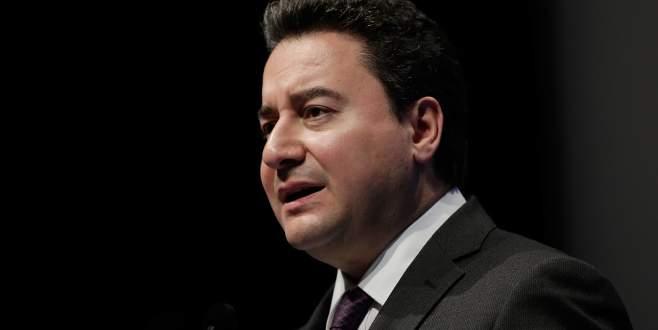 """Ali Babacan'dan """"asgari ücret"""" açıklaması"""