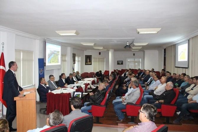 Biga 136.olağan STP Toplantısı