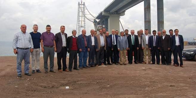 Otoyol tesislerinin en büyüğü Orhangazi'ye