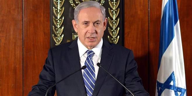 Netanyahu'dan Mescid'i Aksa yasağı