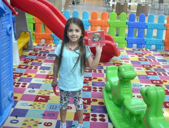 Piazza, Dünya Çocuk Günü'nde Çocukları Unutmadı