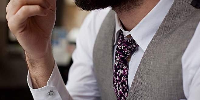 Tacizciye 'kravat' indirimi!