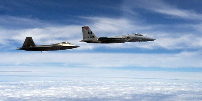 Yunan jetleri, Türk jetlerini 'taciz' etti
