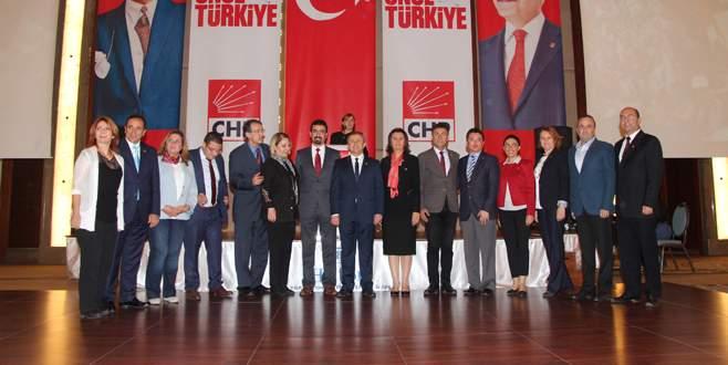 'Türkiye'nin geleceği CHP'nin ellerinde'