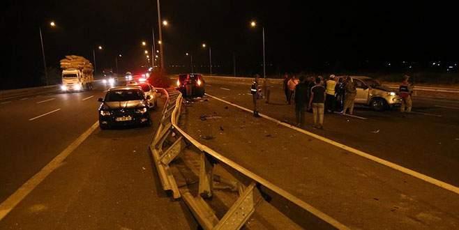 AK Parti'li vekil kaza yaptı