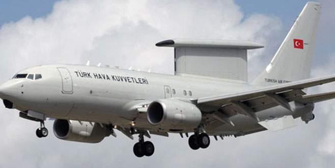 Uçan radar semalarda