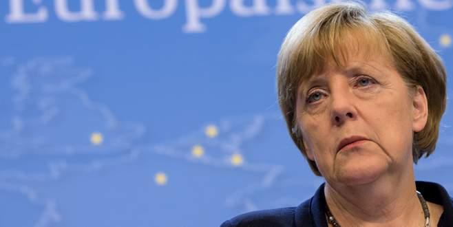 Merkel'e şok suçlama!