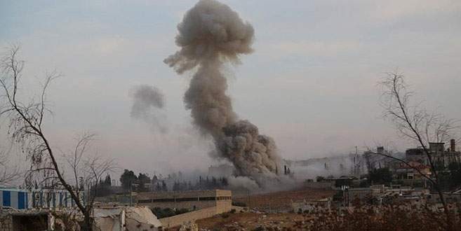 Rusya, Suriye'deki muhalifleri vurduğunu 'itiraf etti'