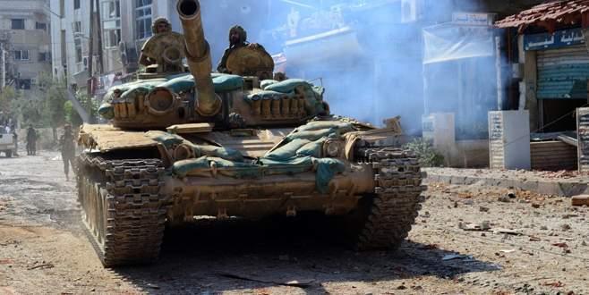 Esad, Al Bahsa'yı geri aldı