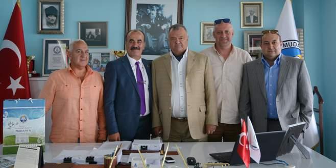 Türkyılmaz, 'Barış Temsilcisi' seçildi