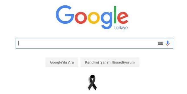 Google patlamaya sessiz kalmadı!