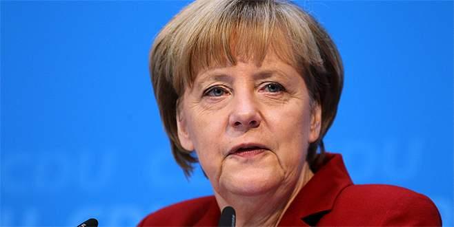 Merkel pazar günü Ankara'ya geliyor
