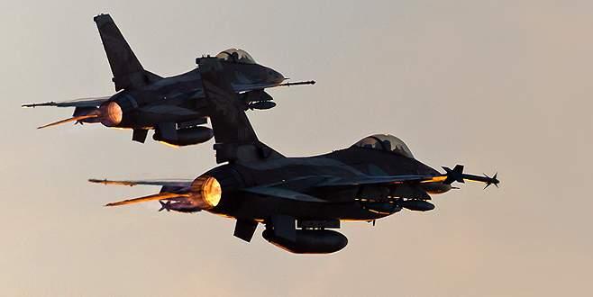 Suriye'den Türk jetlerine taciz