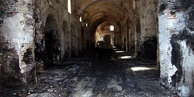 Kapalıçarşı'daki yangında alacak defterleri de yandı