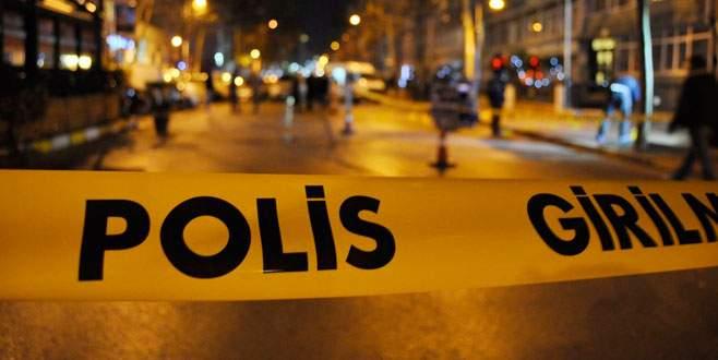 Uzun namlulu silahlarla eve saldırı: 1 ölü, 2 yaralı