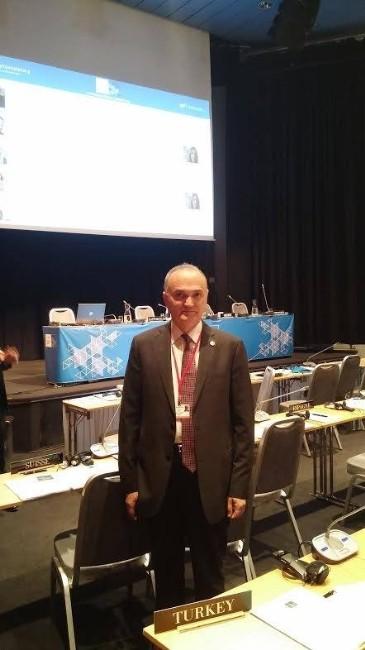 Faruk Özlü'ye NATO'da Önemli Görev