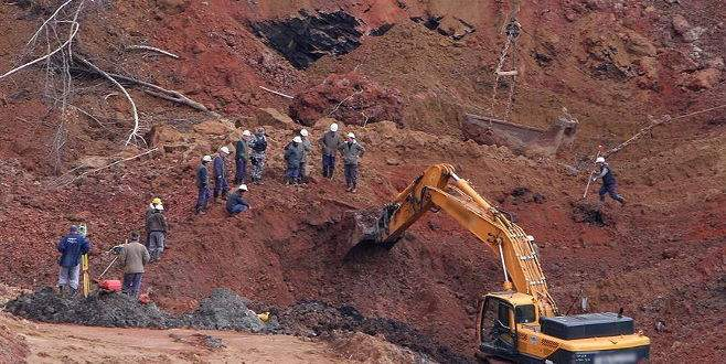 Bosna'da kömür madeninde göçük: 4 ölü