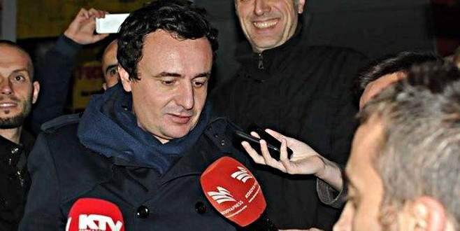 'Gaz'cı vekil gözaltına alındı Priştine karıştı…