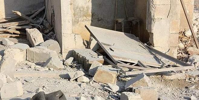 Şam'daki Rusya Büyükelçiliği vuruldu