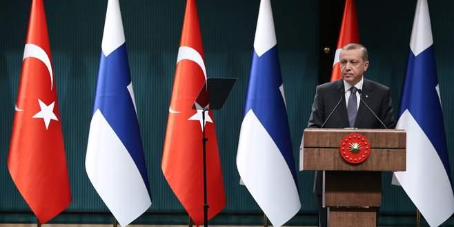 Erdoğan: 'Bir yerlerde mutlaka bir zafiyet, eksiklik vardır'