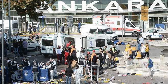 Ankara Emniyeti'nde deprem!