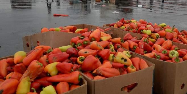 Rusya, 14 ton biberi Türkiye'ye geri gönderdi