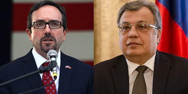 ABD ve Rusya büyükelçileri, Dışişleri Bakanlığı'na çağrıldı