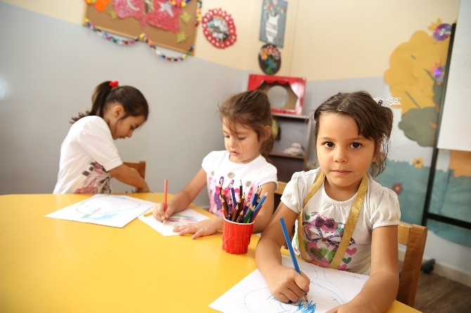 Şehitkamil'in Minik Öğrencileri Eğitime Başladı