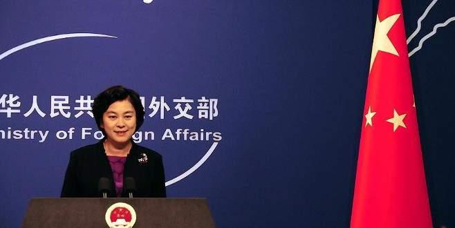 Çin'in Suriye'ye asker gönderme planı yok