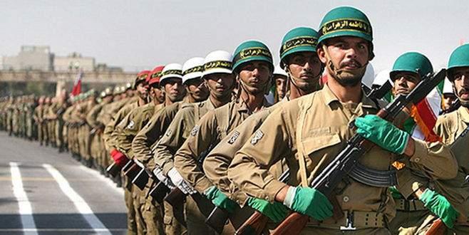 İran askerleri kara harekatı için Suriye'de
