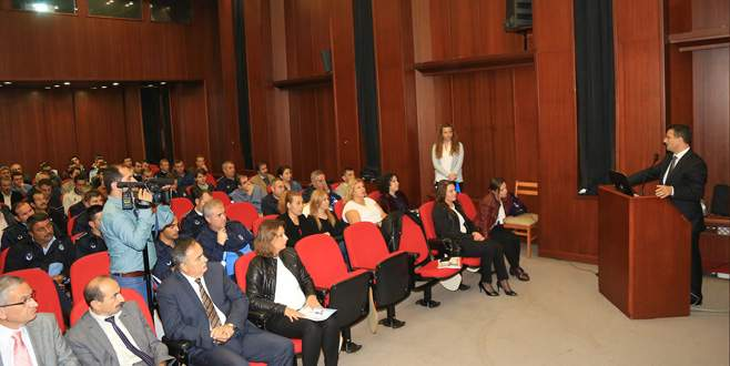 Bursa'da çevre eğitimi