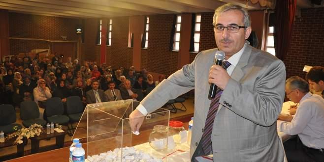 Okullarda görevlendirilecek 75 kişi kura ile belirlendi