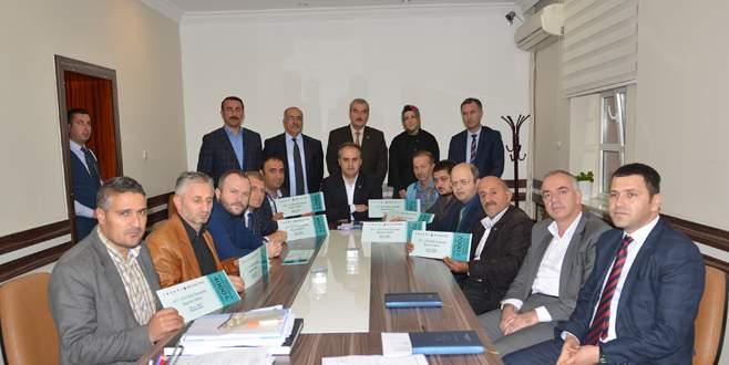 İnegöl Belediyesi'nden amatörlere 50 bin lira