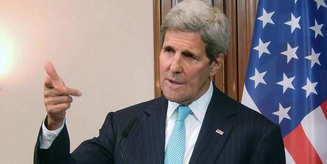 Kerry Ortadoğu'ya gidecek