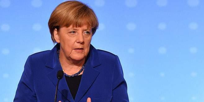 Merkel: Türkiye kilit ülke