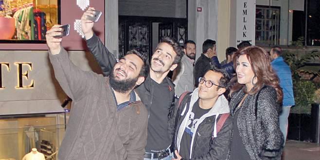 En Duru selfie
