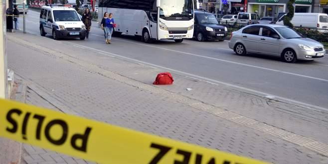 Bursa'nın göbeğinde bomba paniği